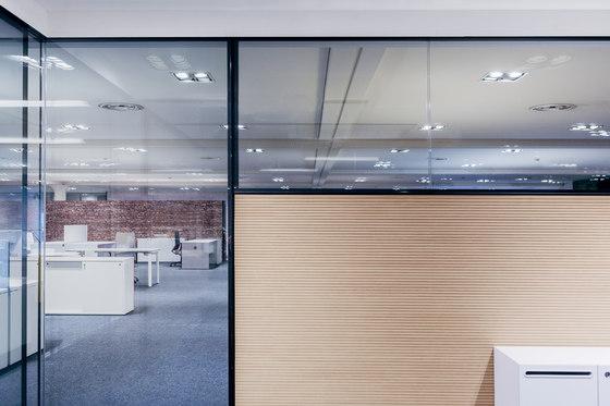 I-Wallflush by Fantoni | Office Pods