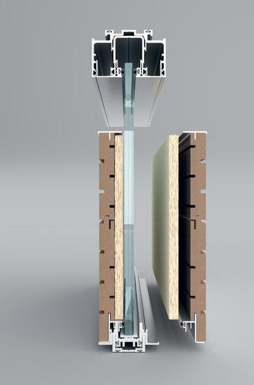 I-Wallflush by Fantoni | Wall partition systems