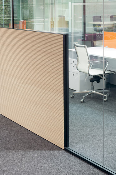 I-Wallflush by Fantoni | Office Pods