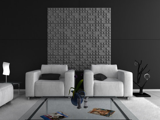 Tetris di Soundtect | Sistemi assorbimento acustico parete