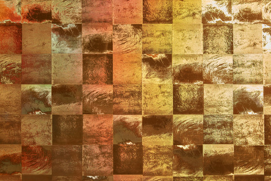 Deco - Wall panel WallFace Deco Collection 19020 by e-Delux | Synthetic panels