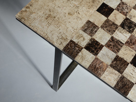 Phellem | Chess Side Table by Alcarol | Side tables