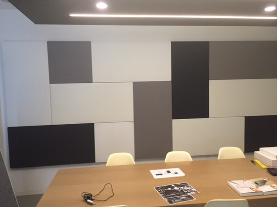 Class Wall by Soundtect | Sound absorbing fabric systems