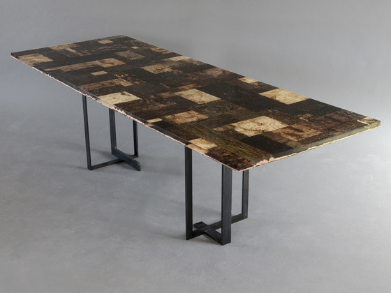 Phellem | Dining Table by Alcarol | Dining tables