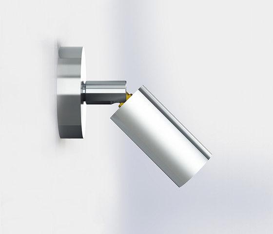 Syon Aluminium 2700K by John Cullen Lighting   Wall lights