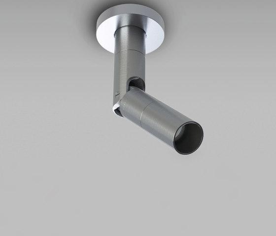 Vorsa Port 20 Aluminium Narrow 2700K di John Cullen Lighting | Lampade plafoniere
