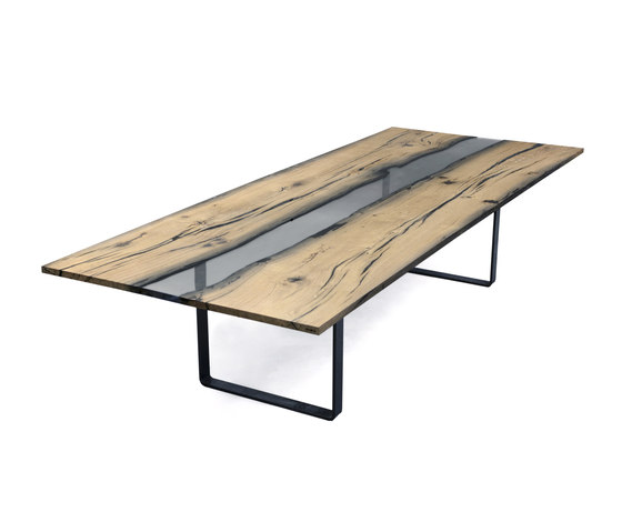 Wetland | River Table by Alcarol | Dining tables