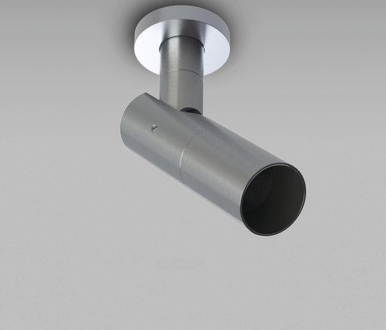 Vorsa Port 30 Aluminium Medium 2700K von John Cullen Lighting | Deckenleuchten