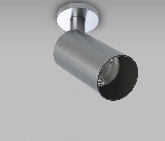 Vorsa Port 50 Aluminium Medium 2700K by John Cullen Lighting | Ceiling lights