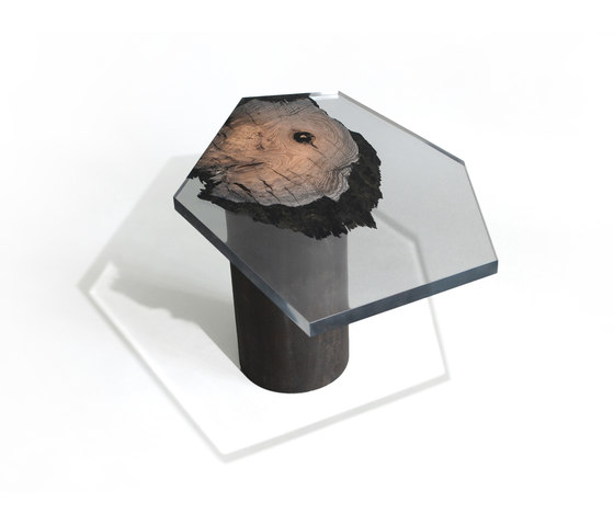 Wetland | Side Table de Alcarol | Mesas auxiliares