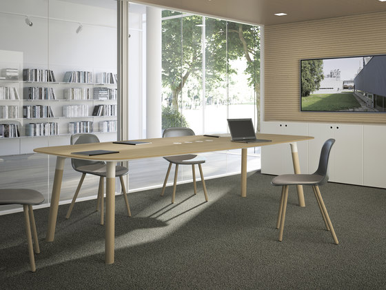 Woods by Fantoni | Desks