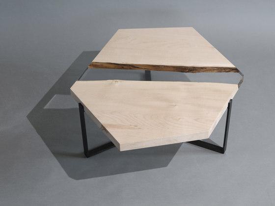 Crystal | Maple by Alcarol | Side tables