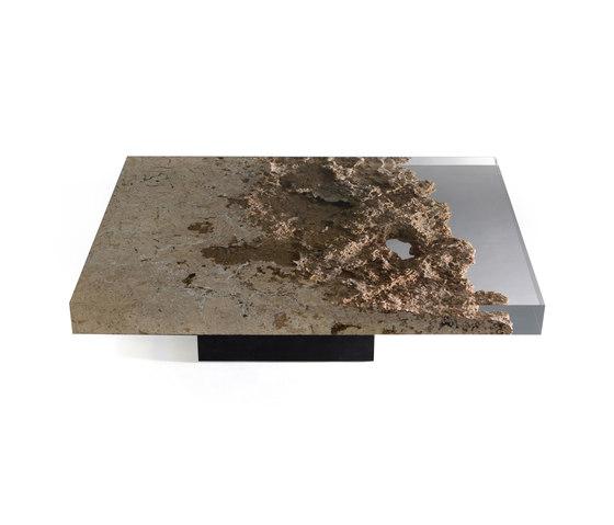 Bedrock | Rapolano Low Table by Alcarol | Coffee tables