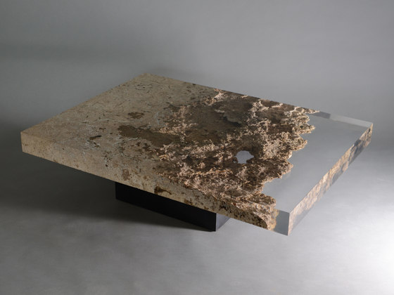 Bedrock | Rapolano Low Table de Alcarol | Tables basses