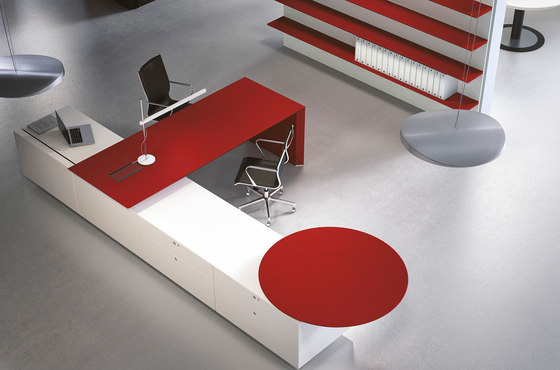 MultipliCeo Executive by Fantoni | Desks