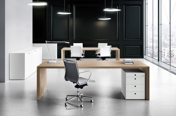 MultipliCeo Operative by Fantoni | Desks