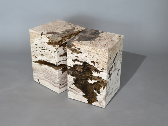 Bedrock | Rapolano Stools by Alcarol | Side tables