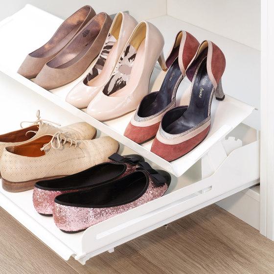 Extendo Estante de zapatos de peka-system | Estantería