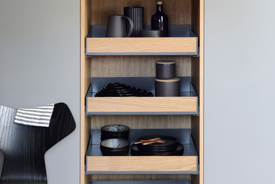 Extendo pull-out shelf by peka-system   Kitchen organization