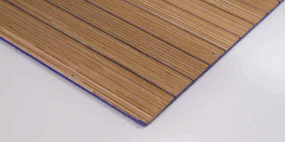 Plexwood Acustico – Feltro di lana flessibile di Plexwood | Piallacci pareti