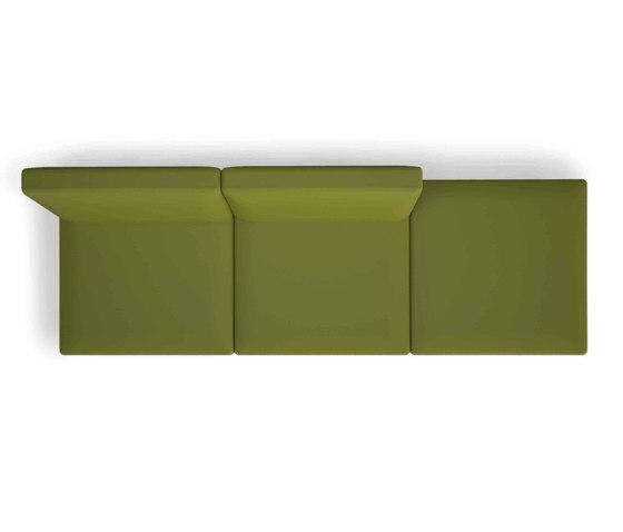 Ponte PO08 by Luxy | Sofas