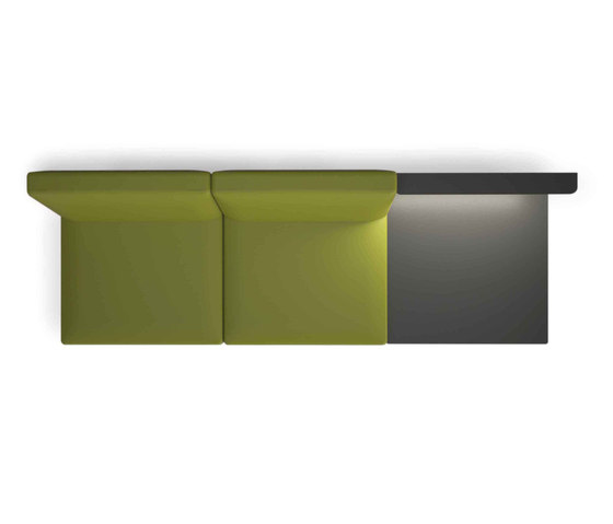 Ponte PO14 by Luxy | Sofas