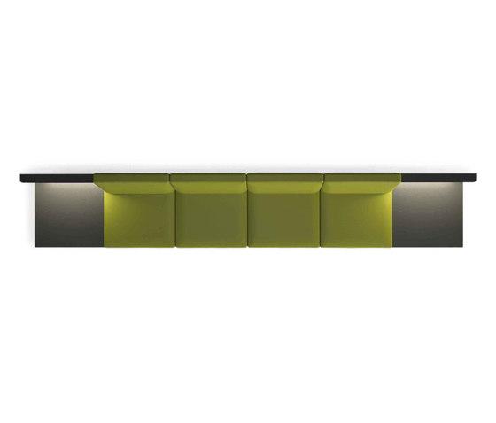 Ponte PO18 by Luxy | Sofas