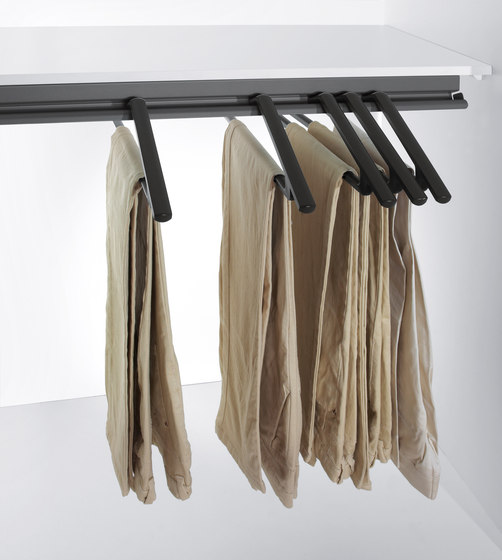 Lina Trouser Rack by peka-system   Storage