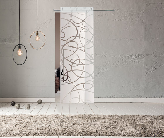 Sliding Door⎟Aura by Casali | Internal doors