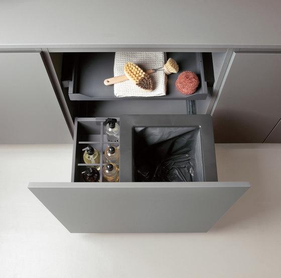Oeko Universal Waste System by peka-system | Kitchen organization
