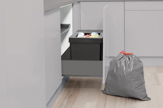 Oeko FreezyBoy Universal Sistema de reciclaje de peka-system | Organización cocina