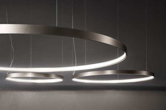 Zero Round by Panzeri | Suspended lights