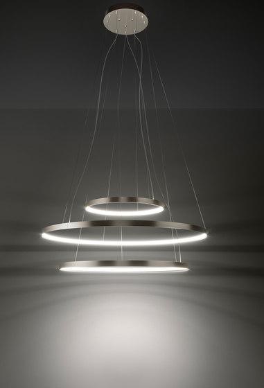 Zero Round by Panzeri | Suspended lights