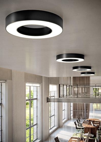 Silver Ring de Panzeri | Lámparas de techo