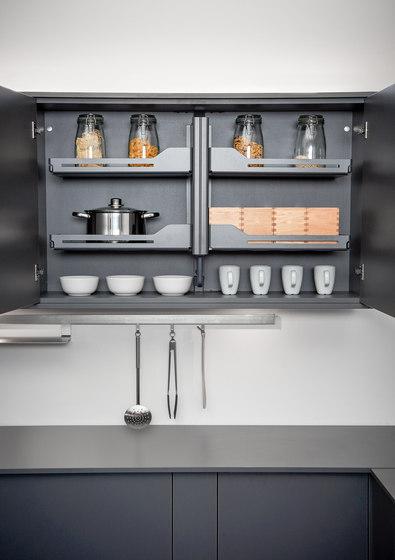 Pegasus Shelf Lift by peka-system | Kitchen organization