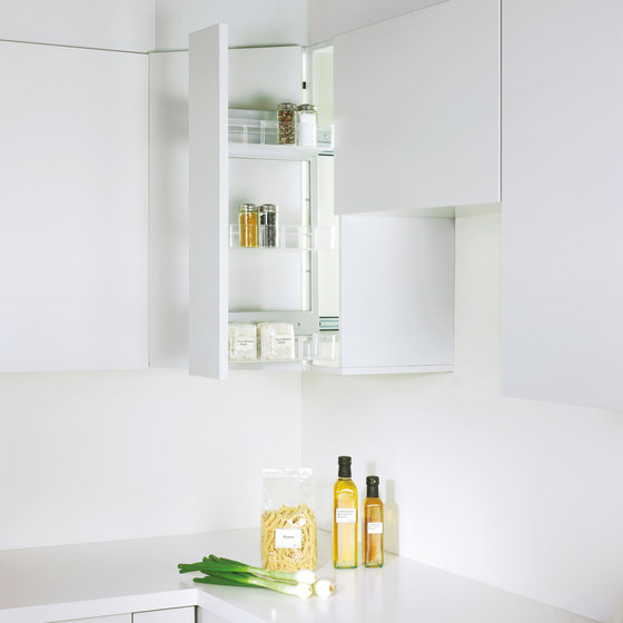 Picanto Wall Unit by peka-system | Kitchen organization