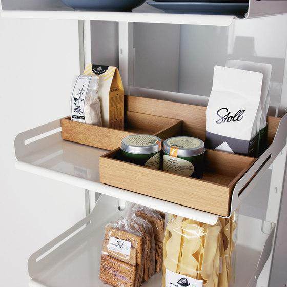 Pleno Hochschrank larder pull-out by peka-system   Kitchen organization