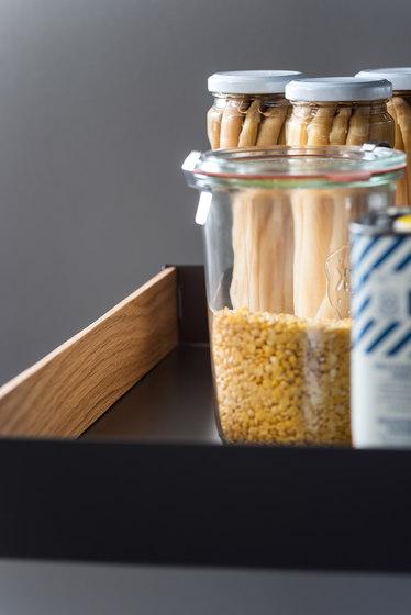 Pleno Despensa extraíble Hochschrank de peka-system | Organización cocina