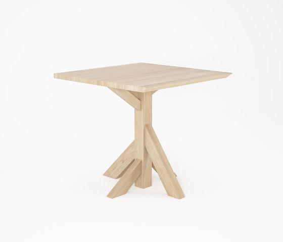 Ki SQUARE DINING TABLE de Karpenter | Mesas comedor