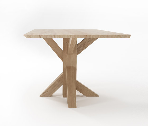 Ki RECTANGULAR DINING TABLE de Karpenter | Mesas comedor