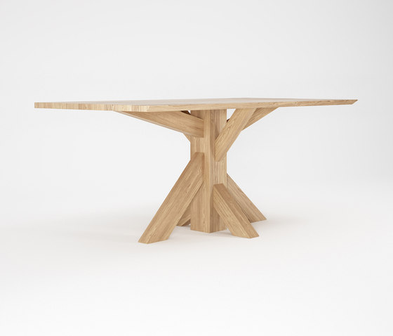Ki RECTANGULAR DINING TABLE de Karpenter | Tables de repas