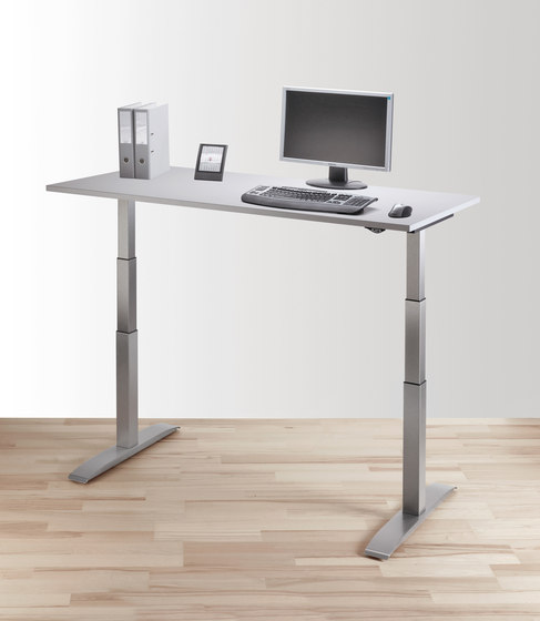 TopMotion Table Frame by peka-system | Trestles