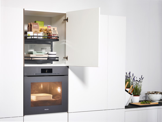 Turnmotion II Larder Units by peka-system | Kitchen organization