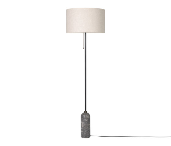 Gravity Floor Lamp by GUBI   Free-standing lights