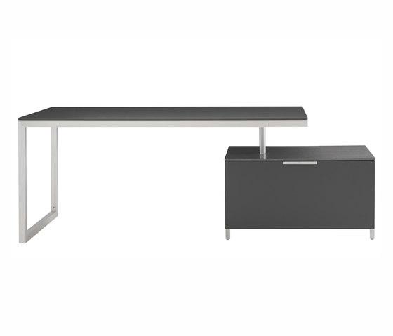 Everywhere | Rectangular Desk D 33 by Ligne Roset | Desks
