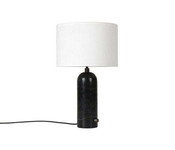 Gravity Table Lamp | Small de GUBI | Lámparas de sobremesa