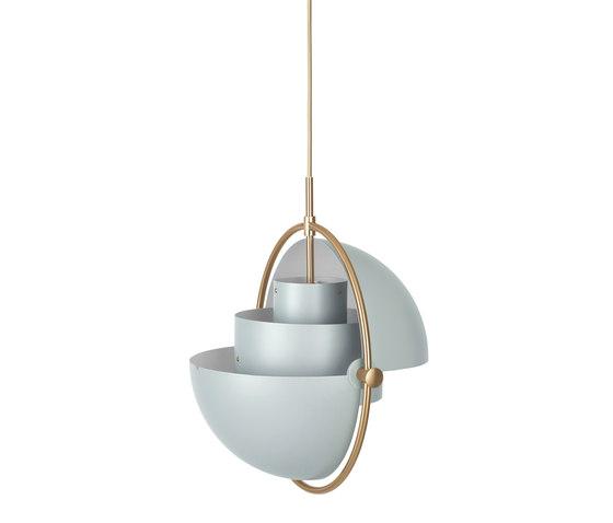 Multi-Lite Pendant Lamp by GUBI   Suspended lights