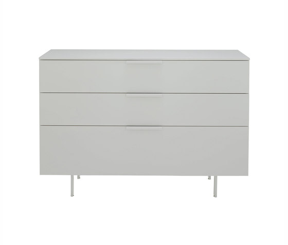 Everywhere | 3 Drawer Chest C 26 Lacquers - Price A - / Lacquers by Ligne Roset | Sideboards