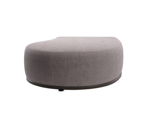 Borough Lounge by Studio TK | Poufs