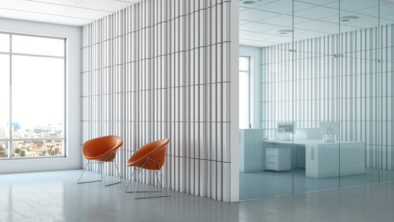 Forest by Soundtect | Sound absorbing wall systems